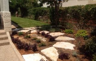 השקיה לגינה