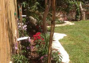 הקמת גינה פרטית בבית בבת חפר