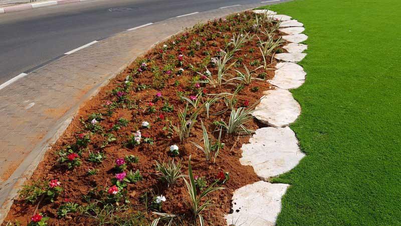 התקנת מערכות השקיה בגינות פרטיות
